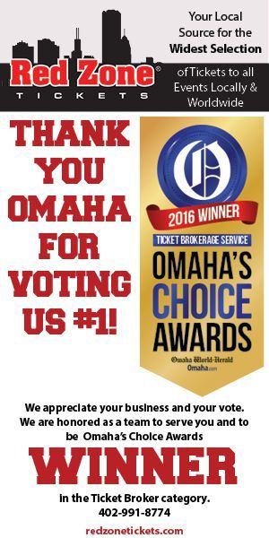 Thank you Omaha for Voting us #1